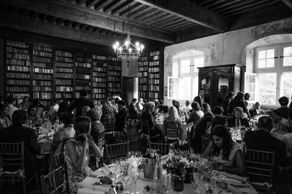 Réception Mariage dans la salle des chevaliers / Wedding reception in Knights'Hall