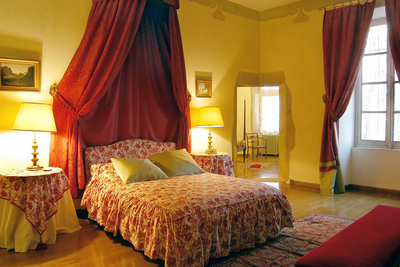 hebergement de luxe au château la commanderie / Luxury accommodation in the castle la commanderie