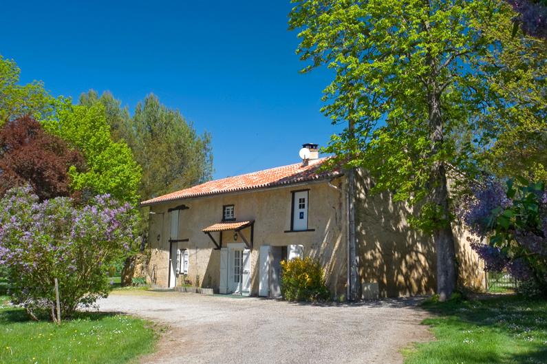 Cottage chateau la commanderie