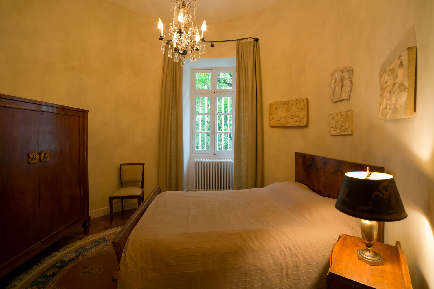 Chambre Leleu / Leleu bedroom