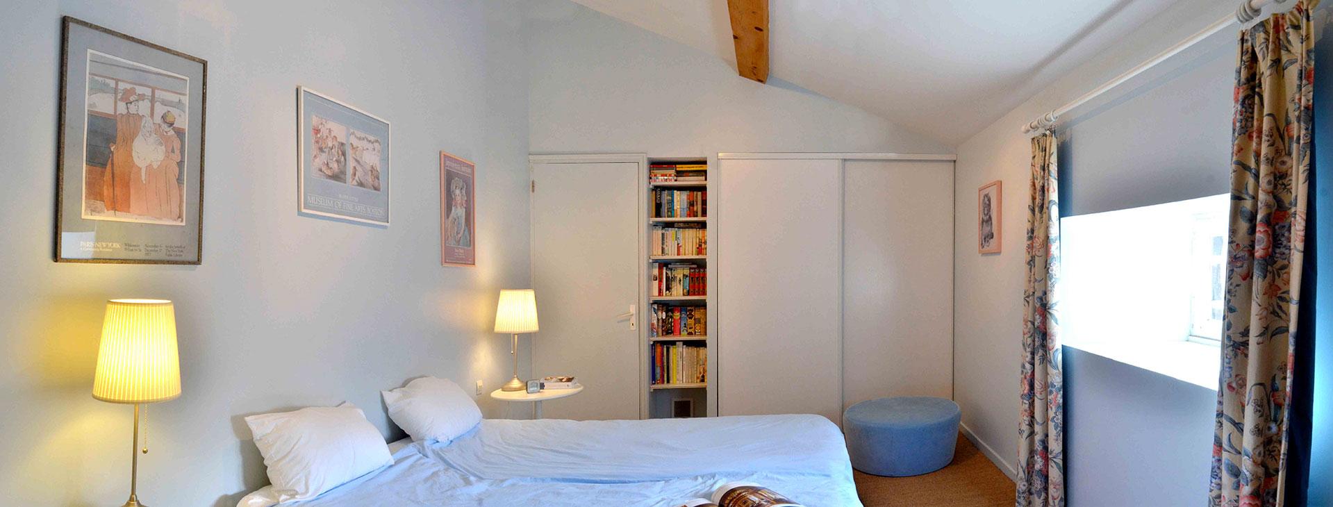 Chambre boston / Boston bedroom