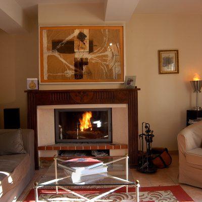 Salon du cottage / Cottage Living room