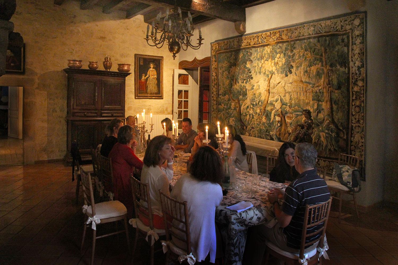 salle à manger événementiel / event dining room