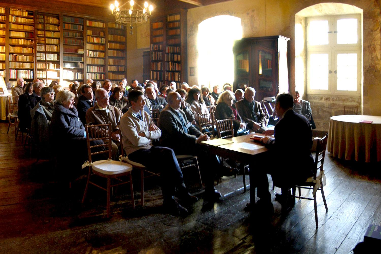 Seminaire au chateau la commanderie / Seminar at chateau la commanderie