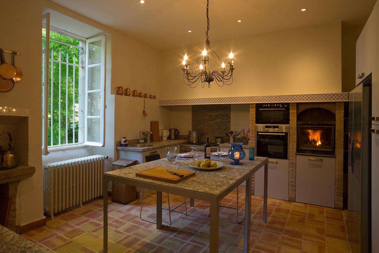 Cuisine du cottage / Cottage Kitchen