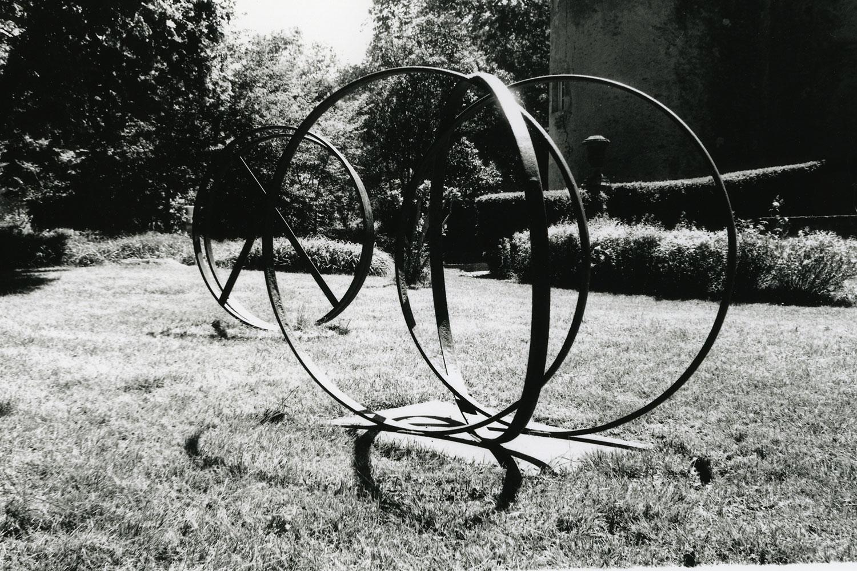 Sculpture Metal Rebecca Gregory / Sculpture Metal Rebecca Gregory