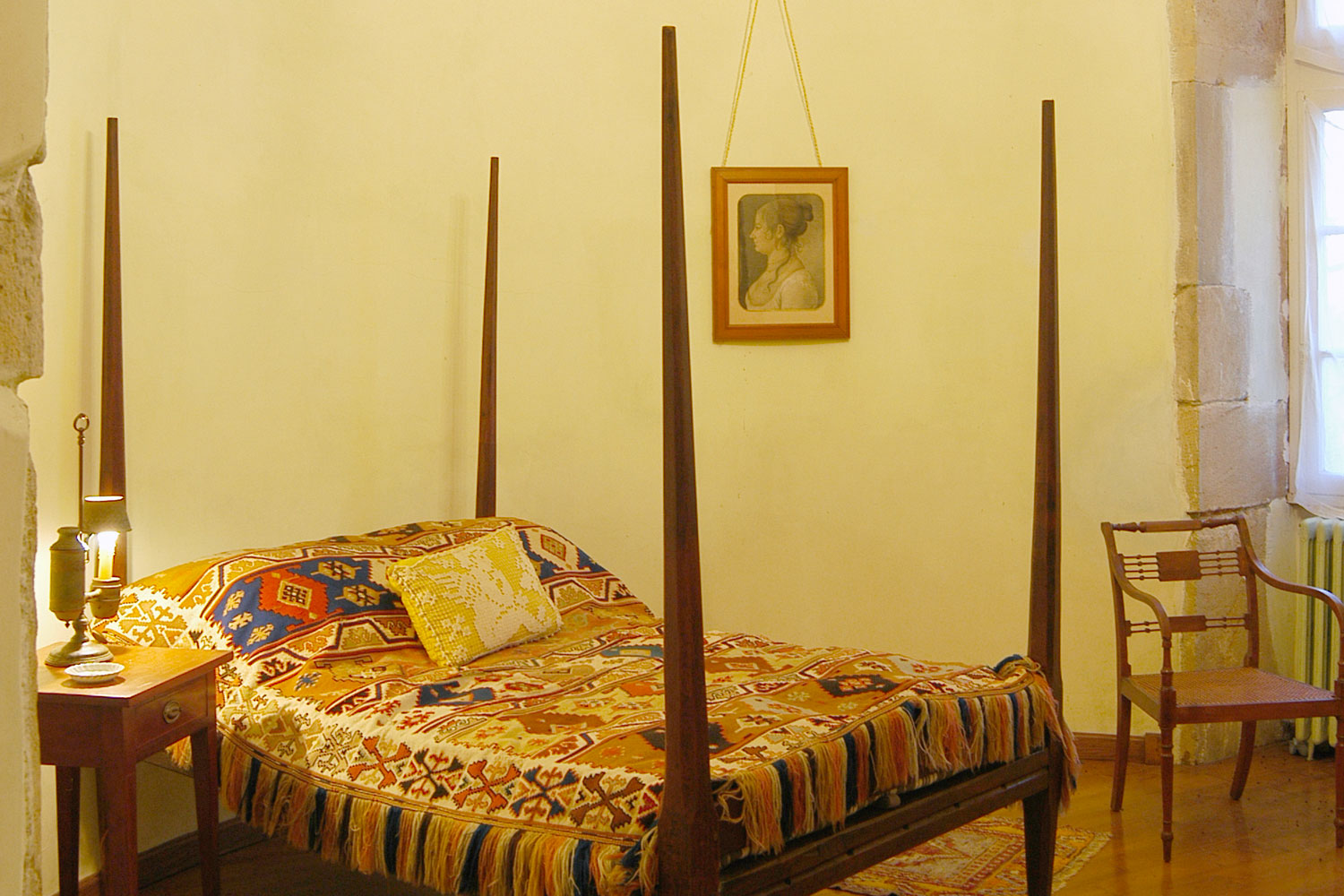 Chambre américaine / American bedroom