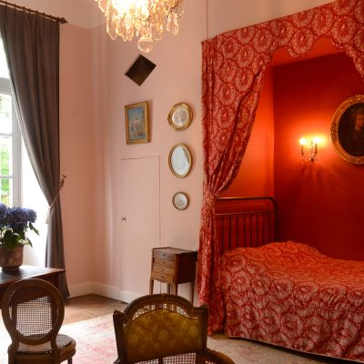 Chambre de la Sphinge / Shynge bedroom