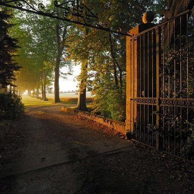 Entrée Chateau / Chateau entrance